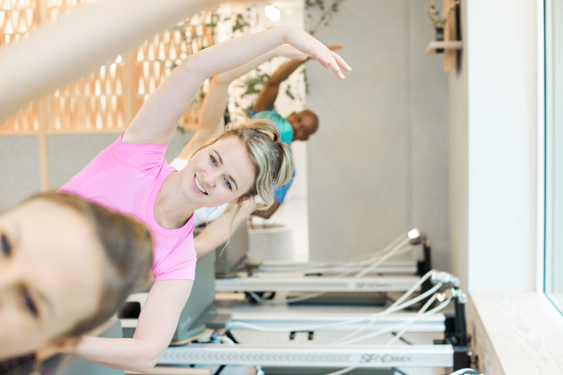 Back Pain Pilates Reformer classes