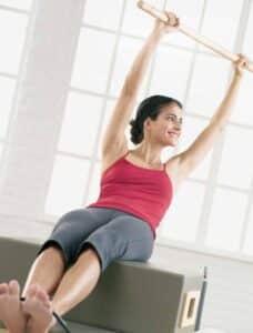 Core Kensington Pilates reformer classes