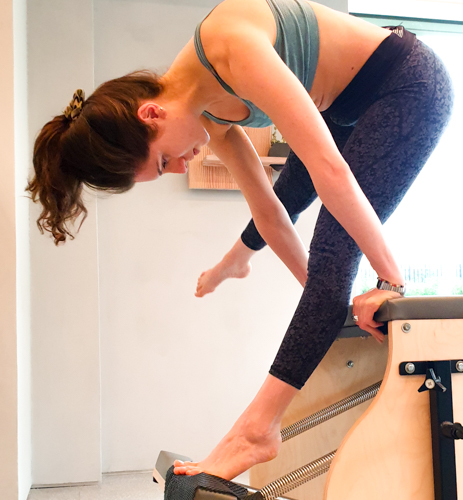 Get in shape with Pilates Classes