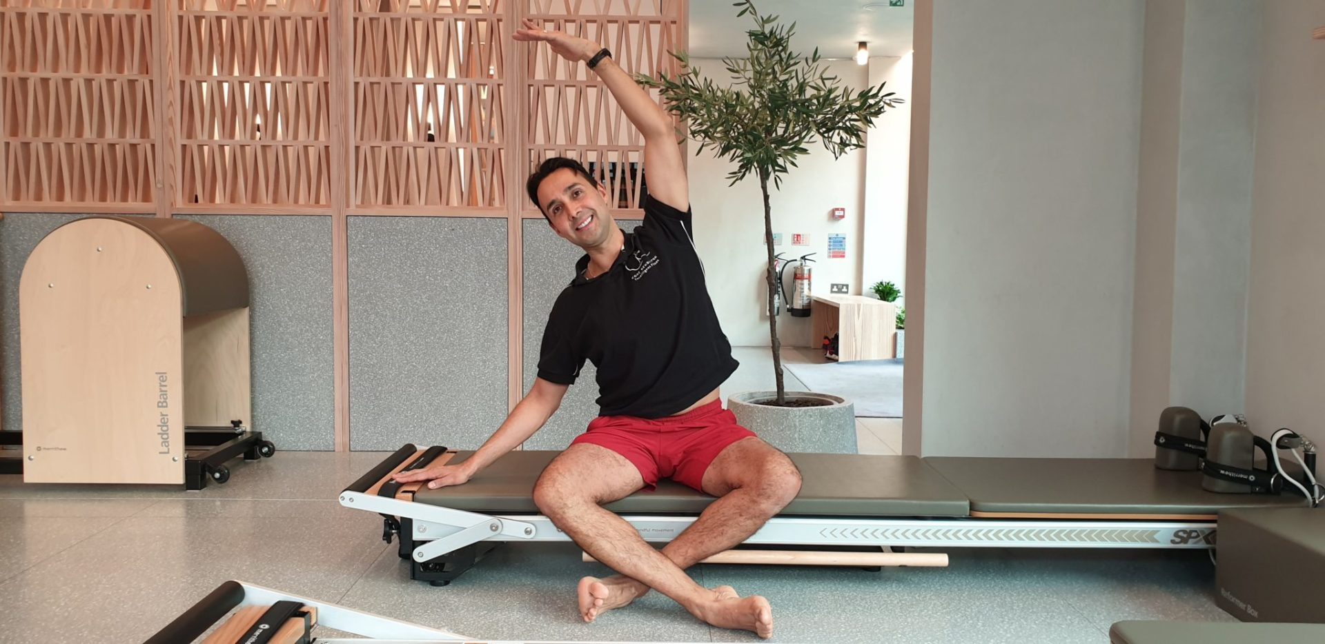 Exercies for back pain Side Bend
