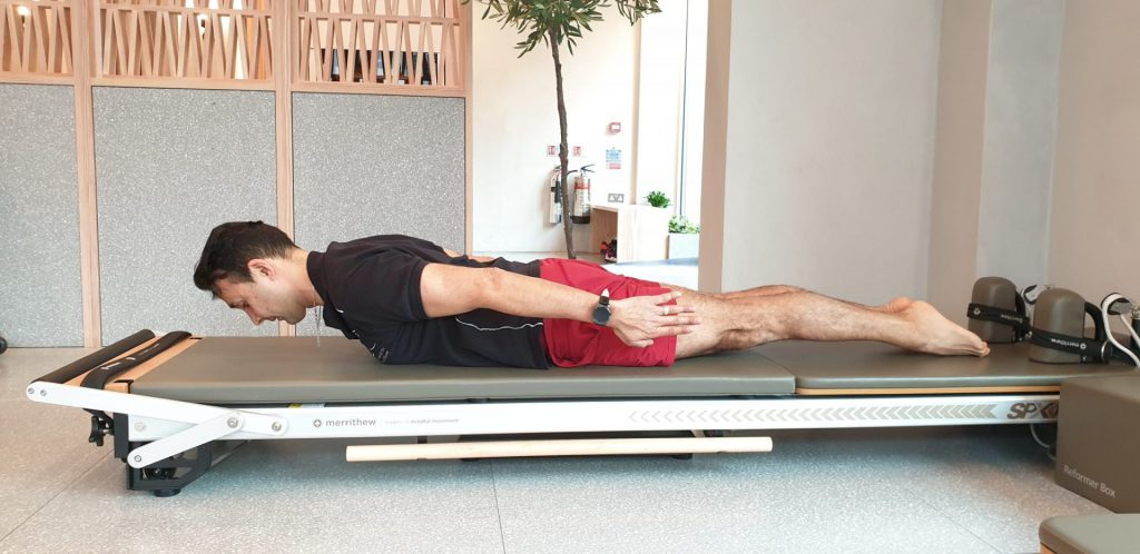 Exercises for back pain extension prone