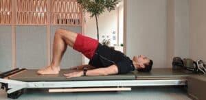 Exercises for back pain bridge