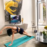 how to workout from home